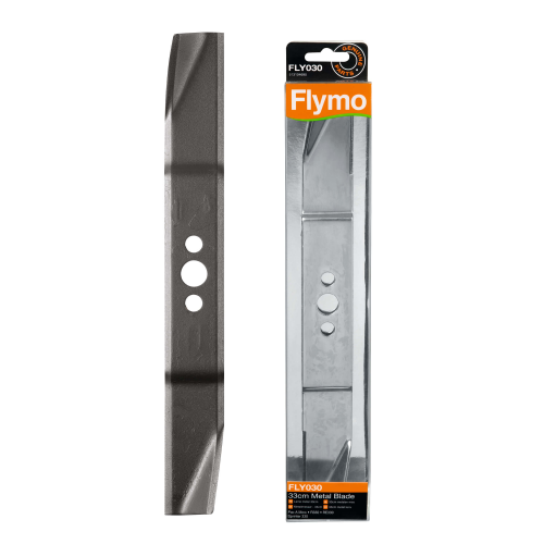 Flymo 33cm FLY030 Sprinter 330, RE330, R330, Pac a Mow Metal Mower Blade Part Number 513104690